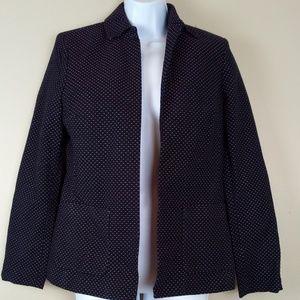 Women's Open Front Blazer Jacket Size 4